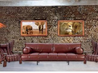 диван VERITE - Импортёр мебели «Arredo Carisma (Австралия)»
