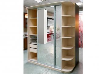 Шкаф-купе МАРГАРИТКИ - Мебельная фабрика «Камеа (Квартира 48)»