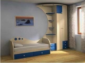 Красивая мебель для детской 7