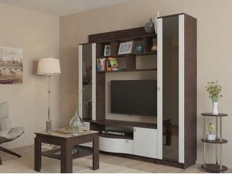 Горка в гостиную Г 17 - Мебельная фабрика «Ваша мебель»