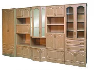 Гостиная стенка Розалия 04 - Мебельная фабрика «Гар-Мар»