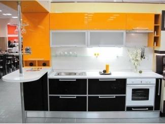 Кухня из пластика ПЛ-9 - Мебельная фабрика «Леспром»