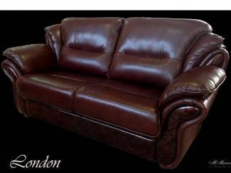 Диван прямой Лондон Выкатной - Мебельная фабрика «Финнко-мебель»