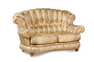 Бежевый уютный диван - Мебельная фабрика «Мебель на Черниговской»