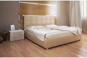 Кровать Капри с мягким изголовьем - Мебельная фабрика «Сарма»