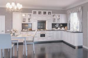 Угловая кухня Фарл - Изготовление мебели на заказ «Кухни ЧУ»
