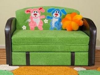Диван прямой Клепа - Мебельная фабрика «Мезонин мебель»