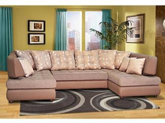 угловой диван Элита 50Б - П - образный
