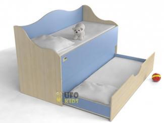 Кровать-чердак  детская - Мебельная фабрика «UFOkids», г. Санкт-Петербург