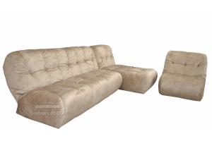 Диван Де Люкс-1 - Мебельная фабрика «Симбирск Лидер»