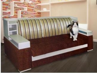 Прямой диван с механизмом Тик-Так Корона 7  - Мебельная фабрика «Корона», г. Ульяновск