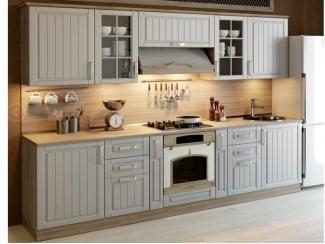 Светлая кухня Прованс - Мебельная фабрика «ТриЯ»