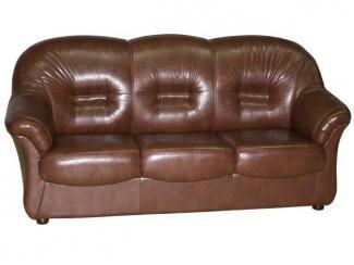 Прямой эко диван Болеро  - Мебельная фабрика «Асгард»