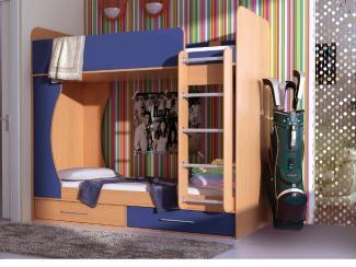 Детская Николас - Мебельная фабрика «Меркурий»