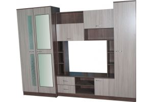 Стенка в гостиную Форум-2 - Мебельная фабрика «Мебельный Арсенал»