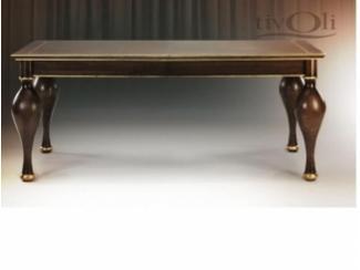 Стол Буржуа I Мореный дуб - Мебельная фабрика «Tivoli»