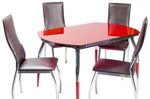 Обеденная группа Рекорд 25-26 - Мебельная фабрика «Новый Полигон»