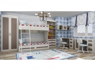 Молодежная детская спальня Марсель