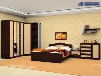 Спальный гарнитур  - Мебельная фабрика «Нижнетагильская мебельная фабрика»