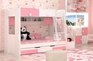 Детская двухъярусная кровать Rich Pink - Мебельная фабрика «ТомиНики»