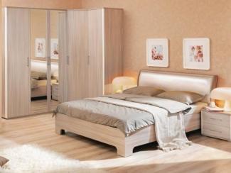 Спальня Сорренто - Мебельная фабрика «Кураж»