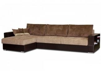 Тканевый угловой диван Наполи Плюс - Мебельная фабрика «Могилёвмебель», г. - не указан -