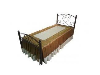Кровать металлическая Юлия-2 - Мебельная фабрика «Металл конструкция» г. Майкоп