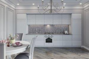 Красивый кухонный гарнитур Deco - Мебельная фабрика «Энгельсская (Эмфа)»