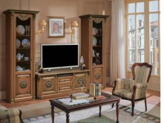 Гостиная стенка Аристократ - Мебельная фабрика «Аристократ»