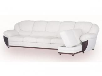 Белый диван Фонтенбло