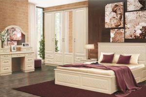 Спальня Эвита - Мебельная фабрика «Аристократ»