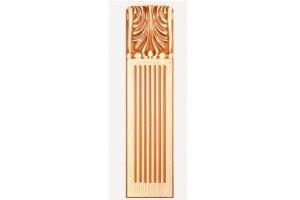Декор Колонна резная-2 - Оптовый поставщик комплектующих «Фасады и декоры»