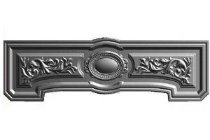 Декор накладной k09 - Оптовый поставщик комплектующих «ЗАdecor»