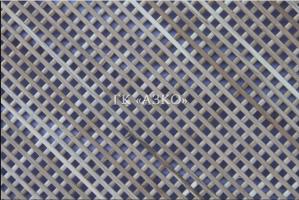 Декоративная решетка дуб ячейка 10х10 мм 2000х500х7 - Оптовый поставщик комплектующих «АЗКО»