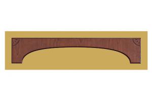 Декоративный элемент Коромысло P2 - Оптовый поставщик комплектующих «Версаль»