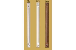 Декоративный элемент Пилястры шириной 50мм - Оптовый поставщик комплектующих «Версаль»