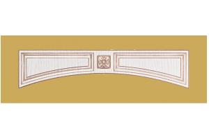 Декоративный элемент Premium  Гуськи ГП-5 - Оптовый поставщик комплектующих «Версаль»