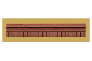 Декоративный элемент Premium Карниз верхний Классик Прямой - Оптовый поставщик комплектующих «Версаль»