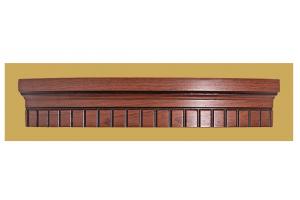 Декоративный элемент Premium Карниз верхний Классик Выгнутый - Оптовый поставщик комплектующих «Версаль»