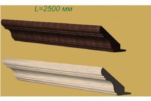 Декоративный элемент Premium Карниз верхний прямой «ПР» - Оптовый поставщик комплектующих «Версаль»