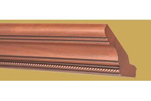 Декоративный элемент Premium Карниз верхний прямой с косичкой ПК-1 - Оптовый поставщик комплектующих «Версаль»