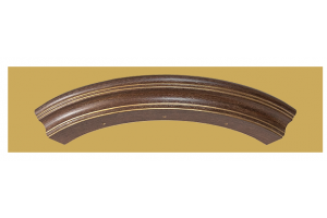 Декоративный элемент Premium Карниз верхний радиусный «ПР» - Оптовый поставщик комплектующих «Версаль»