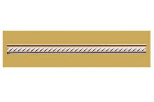 Декоративный элемент Premium Косичка - Оптовый поставщик комплектующих «Версаль»