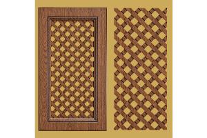 Декоративный элемент Premium Плетенка - Оптовый поставщик комплектующих «Версаль»