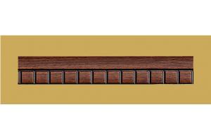 Декоративный элемент Premium Световая планка ПР-1 - Оптовый поставщик комплектующих «Версаль»