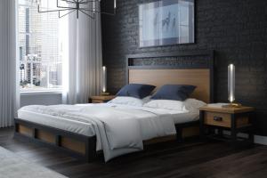 Спальня Денвер - Мебельная фабрика «ЗОВ»