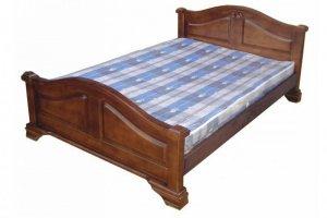 Деревянная кровать Европа - Мебельная фабрика «Мебельная мастерская»