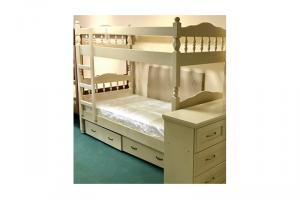 Деревянная кровать из массива - Мебельная фабрика «Егорьевск»
