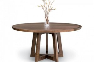 Деревянный обеденный стол Прованс - Мебельная фабрика «WOODGE»