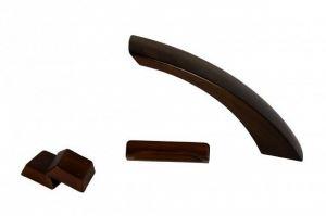 Деревянный подлокотник №12 - Оптовый поставщик комплектующих «Лаама»